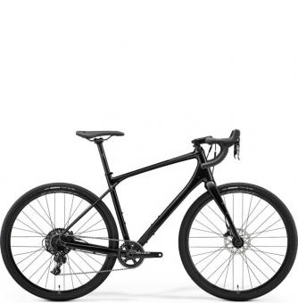 Велосипед гравел Merida Silex 600 (2021) Glossy Black (Matt Black)