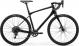 Велосипед гравел Merida Silex 600 (2021) Glossy Black (Matt Black) 1