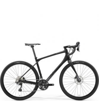 Велосипед гравел Merida Silex 700 (2021) Matt Black (Glossy Antracite)