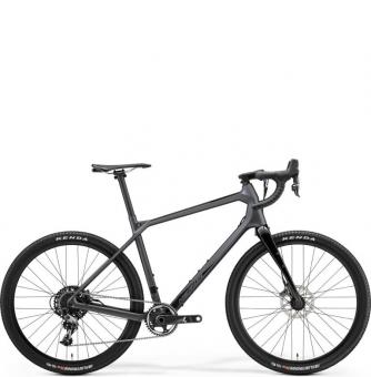 Велосипед гравел Merida Silex 6000+ (2021) MattAntracite/GlossyBlack