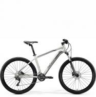 Велосипед Merida Big.Seven 80-D (2020) MattTitan/Black/Silver