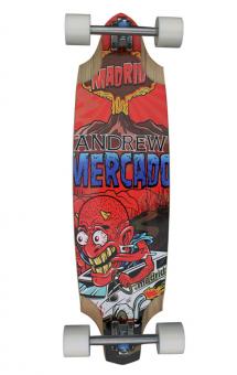 Лонгборд Madrid Andrew Mercado Pro Downhill (2012)