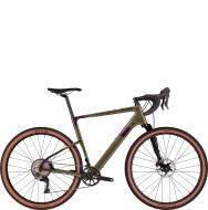 Велосипед гравел Cannondale Topstone Carbon Lefty 3 (2021) Mantis