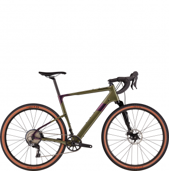 Велосипед гравел Cannondale Topstone Carbon Lefty 3 (2021) Mantis