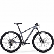 Велосипед Merida Big.Nine SLX Edition (2020) MattAntracite/GlossyBlack