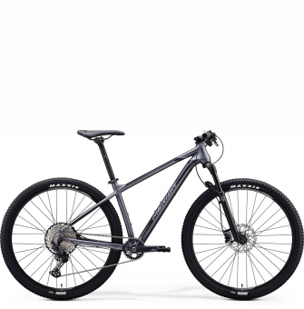 Велосипед Merida Big.Nine SLX Edition (2020) MattAntracite/GlossyBlack