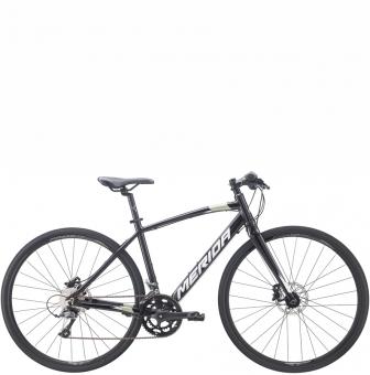 Велосипед Merida Speeder GT 90 (2020) MetallicBlack/Silver/Gold