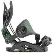 Крепления для сноуборда Flow Fuse-GT black (2020)