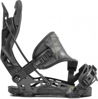 Крепления для сноуборда Flow NX2 Hybrid black (2020)