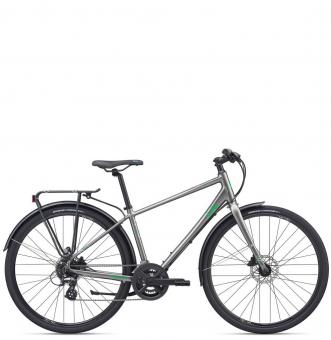 Велосипед Giant LIV Alight 2 DD City Disc 28 (2020) Dark Silver