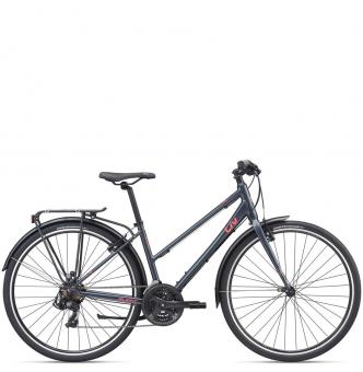 Велосипед Giant LIV Alight 3 City 28 (2020) Charcoal