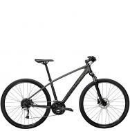 Велосипед Trek Dual Sport 3 (2021) Lithium Grey