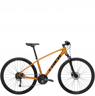 Велосипед Trek Dual Sport 3 (2021) Factory Orange
