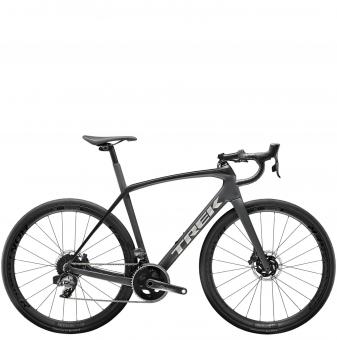 Велосипед Trek Domane SL 7 eTap (2021) Matte Charcoal/Trek Black