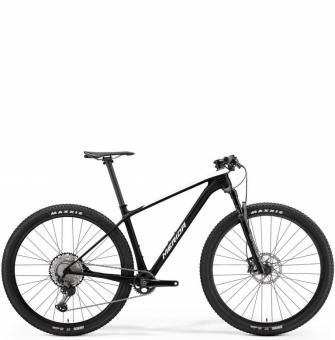 Велосипед Merida Big.Nine XT (2021) GlossyPearlWhite/MattBlack