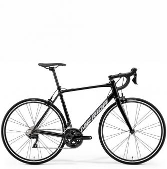 Велосипед Merida Scultura Rim 400 (2021) MetallicBlack/Silver