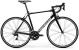 Велосипед Merida Scultura Rim 400 (2021) MetallicBlack/Silver 1
