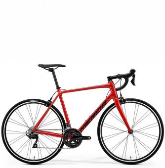 Велосипед Merida Scultura Rim 400 (2021) GoldenRed/Grey