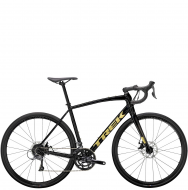 Велосипед Trek Domane AL 2 Disc (2021) Black/Carbon Smoke