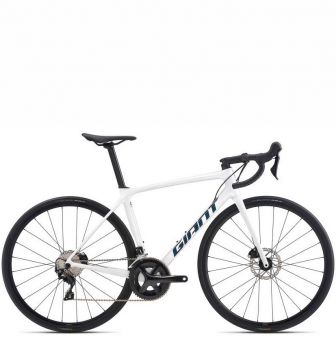 Велосипед Giant TCR Advanced 2 Disc (2021) White