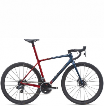 Велосипед Giant TCR Advanced SL 1 Disc (2021)