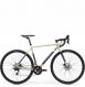 Велосипед циклокросс Merida Mission CX 400 (2021) Silk Sand (Grey/Turquoise) 1