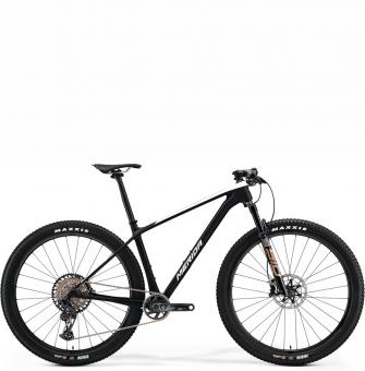 Велосипед Merida Big.Nine 8000 (2021) Black/Green