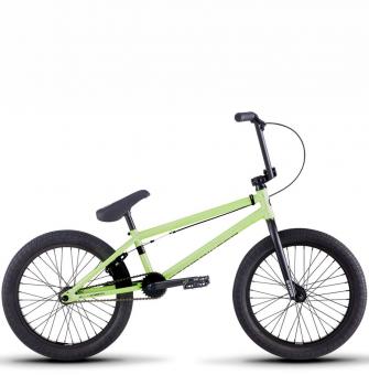 Велосипед BMX Atom Team (2021) ZucchiniGreenMatt