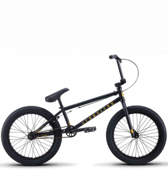 Велосипед BMX Atom Nitro (2021) GraphiteBlack