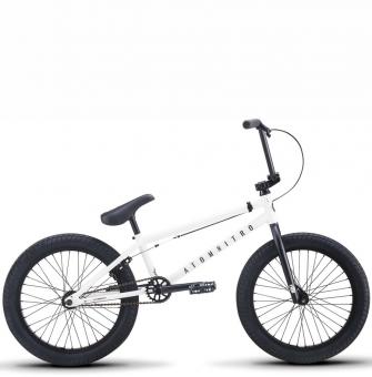 Велосипед BMX Atom Nitro (2021) MattWhite