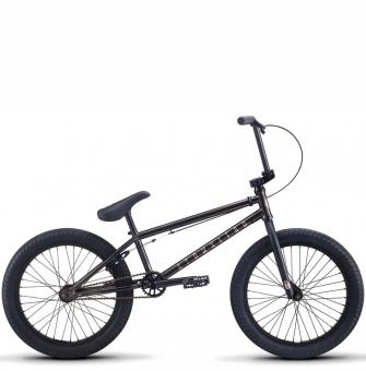 Велосипед BMX Atom Nitro (2021) GunChrome