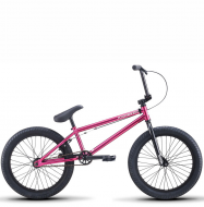 Велосипед BMX Atom Ion (2021) RaceCherry