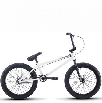Велосипед BMX Atom Ion (2021) SnowDigitalSilver
