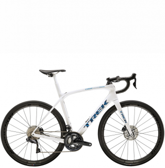 Велосипед Trek Domane SLR 7 (2021) White/Blue