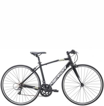 Велосипед Merida Speeder GT-R (2020) MetallicBlack/Silver/Gold