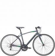 Велосипед Merida Speeder GT-R (2020) MattAntracite/Black/Green