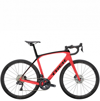 Велосипед Trek Domane SLR 7 (2021) Radioactive Coral