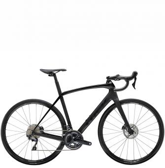Велосипед Trek Domane SL 6 (2021) Matte/Gloss Trek Black