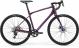 Велосипед гравел Merida Silex 300 (2021) Matt Dark Purple 1