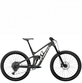 Велосипед Enduro Trek Slash 8 (2021) Lithium Grey/Dnister Black