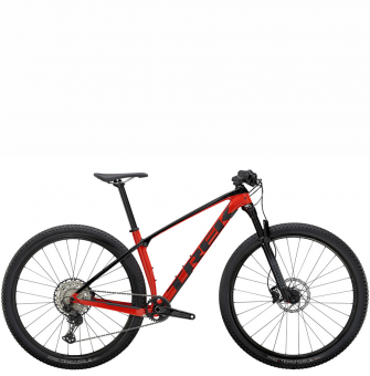 Велосипед Trek Procaliber 9.6 (2021) Radioactive Red