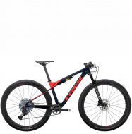 Велосипед Trek Supercaliber 9.9 XX1 (2021) Carbon Blue Smoke