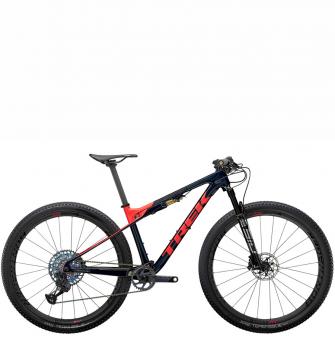 Велосипед Trek Supercaliber 9.9 XX1 (2021) Carbon Blue Smoke