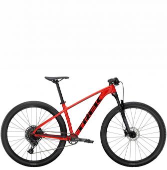 Велосипед Trek X-Caliber 8 (2021) Radioactive Red