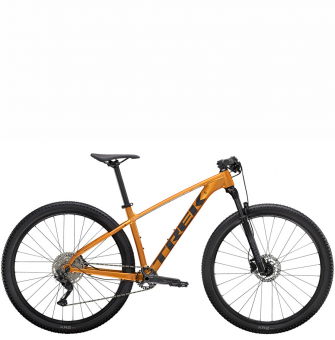Велосипед Trek X-Caliber 7 (2021) Factory Orange