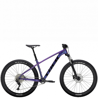 Велосипед Trek Roscoe 6 (2021) Purple Flip