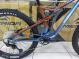 Велосипед Merida One-Forty 600 (2021) SilkBronze/Blue 4