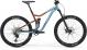 Велосипед Merida One-Forty 600 (2021) SilkBronze/Blue 1