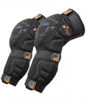 Защита коленей и голени Demon Hyper Knee/Shin X D3O