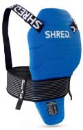 Защита спины Shred Flexi Back Protector Naked